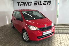 Skoda Citigo MPi 60 Active 1,0