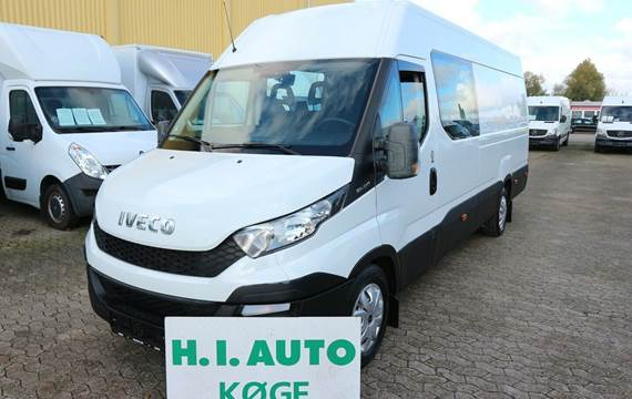 Iveco Daily 35S17 16m³ Mandskabsvogn 3,0