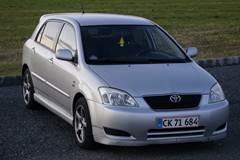 Toyota Corolla D-4D Terra 2,0