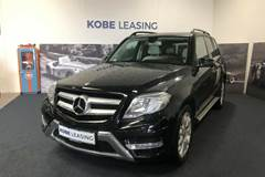 Mercedes GLK350 aut. 4-M BE 3,5