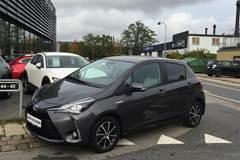 Toyota Yaris B/EL H2 Premium Safety Sense E-CVT  5d Trinl. Gear 1,5