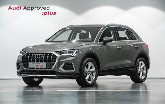 Audi Q3 TDi Advanced S-tr.