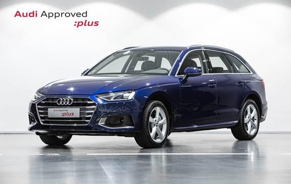 Audi A4 TDi Advanced Avant S-tr.