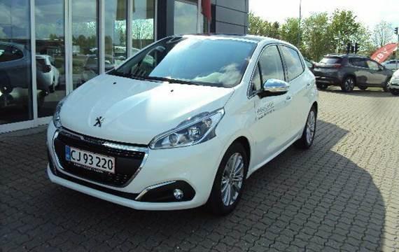 Peugeot 208 1,2 PT 82 Exclusive+