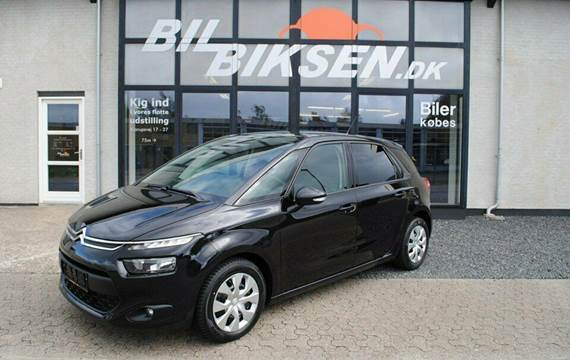 Citroën C4 Picasso HDi 90 Attraction 1,6