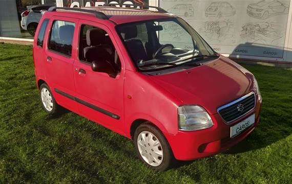 Suzuki Wagon R +  GL  Aut. 1,3