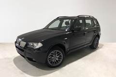 BMW X3 SD Steptr. 3,0