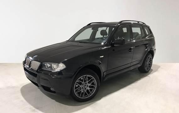 BMW X3 SD Steptr. 3,0