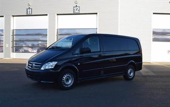 Mercedes Vito 116 Lang  CDI  Van 6g 2,1