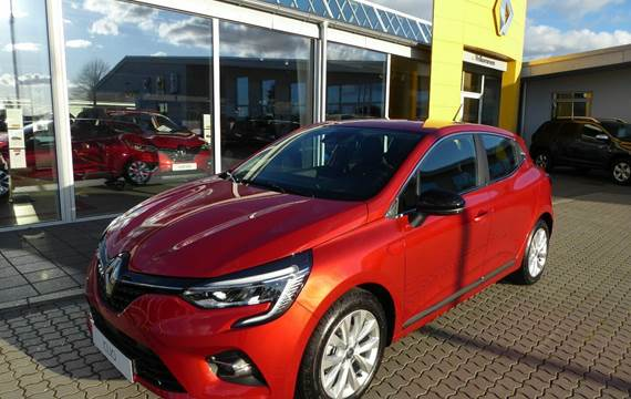 Renault Clio V TCe 100 Intens 1,0