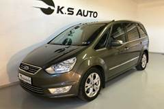 Ford Galaxy TDCi 140 Ghia aut. 2,0