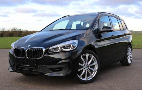 BMW 218i Gran Tourer Advantage aut. 1,5