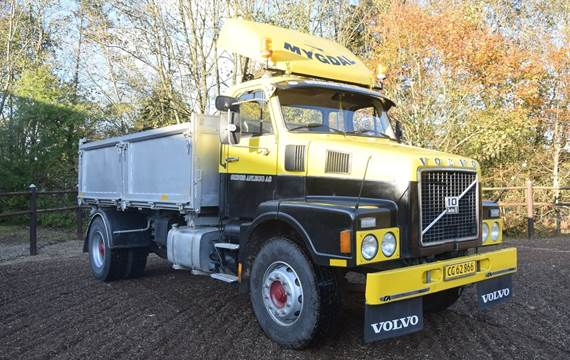 Volvo N1020 Turbo