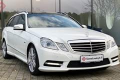 Mercedes E350 CDi Avantgarde stc aut 4-M BE 3,0