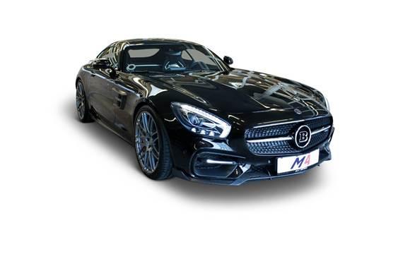 Mercedes AMG GT S aut. 4,0