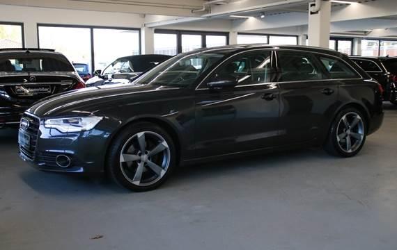 Audi A6 TDi 204 Avant Multitr. 3,0