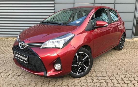 Toyota Yaris VVT-i T2 Style 1,3
