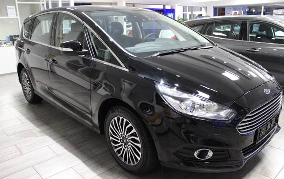 Ford S-MAX 1,5 EcoBoost Titanium