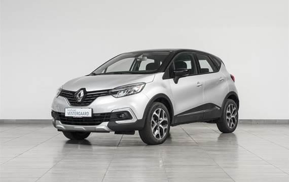 Renault Captur 1,5 DCI Intens  5d