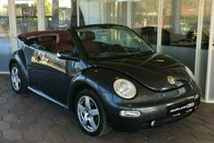 VW New Beetle TDi 105 Highline Cabriolet 1,9