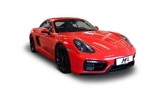 Porsche Cayman GTS PDK 3,4