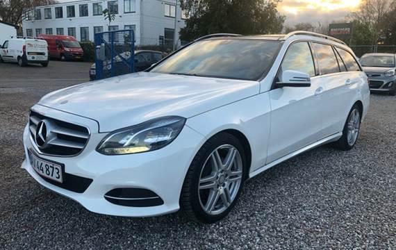 Mercedes E200 CDi stc. aut. 2,2