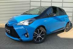 Toyota Yaris Hybrid H3 Limited e-CVT 1,5