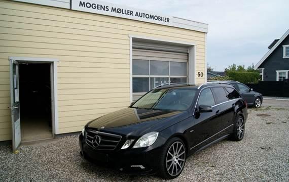 Mercedes E250 CDi stc. aut. BE Van 2,2