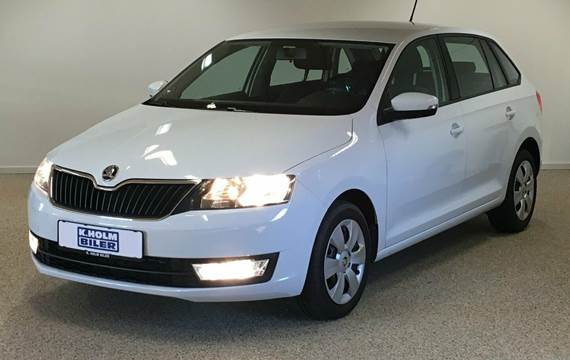 Skoda Rapid TSi 110 Ambition SB 1,2