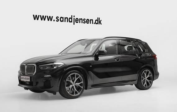 BMW X5 xDrive30d M-Sport aut. Van 3,0