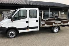 Iveco Daily 35C17 Db.Cab m/lad 3,0
