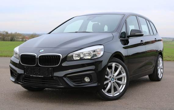 BMW 218i Gran Tourer Advantage aut 7prs 1,5