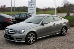Mercedes C250 CDi Coupé aut. BE 2,2