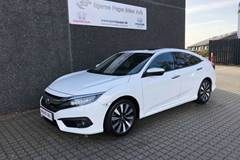 Honda Civic VTEC Turbo Executive CVT 1,5