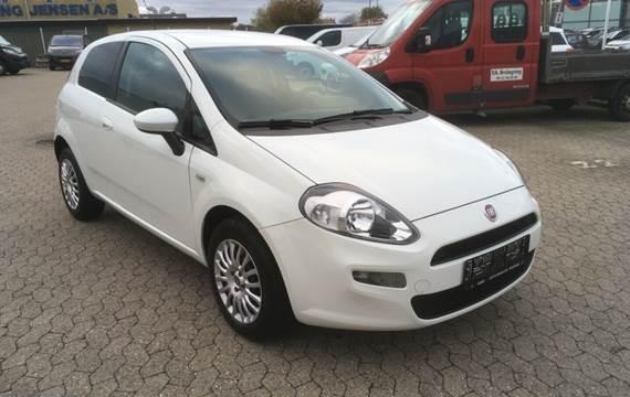Fiat Punto MJT 85 Easy Van 1,3
