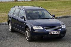 VW Passat T Highline Variant 1,8