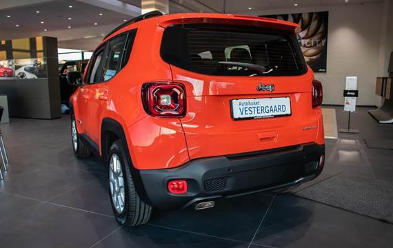 Jeep Renegade MJT Limited First Edition  5d 6g 1,6