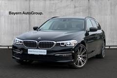 BMW 520d Touring Connected aut. 2,0
