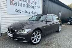 BMW 318d Luxury Line aut. 2,0
