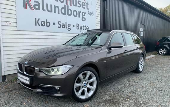 BMW 318d Luxury Line aut. 2,0
