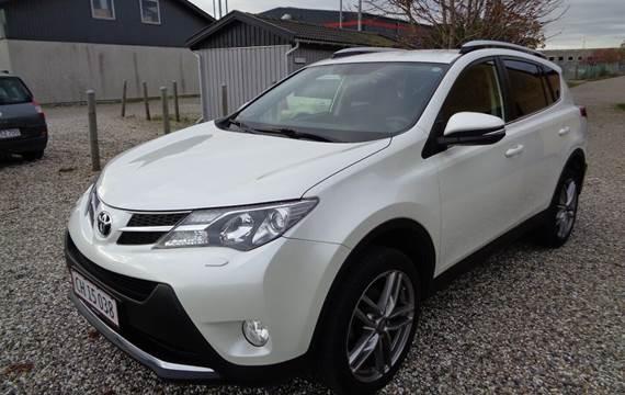 Toyota RAV4 VVT-i T3 CVT 4x4 2,0