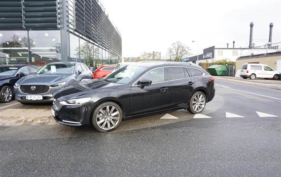 Mazda 6 2,5 Skyactiv-G Optimum  Stc 6g Aut.