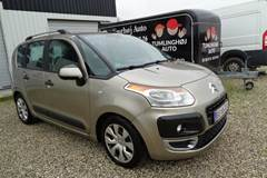 Citroën C3 Picasso HDi 110 Exclusive 1,6