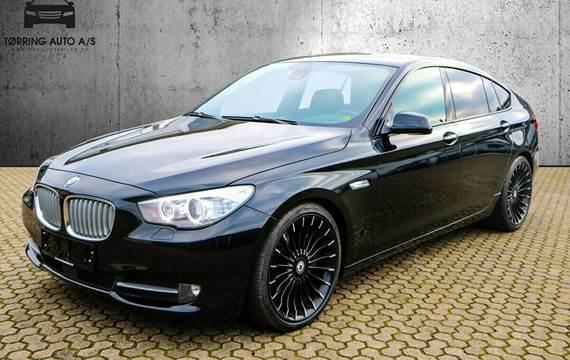 BMW 550i Gran Turismo aut. 4,4