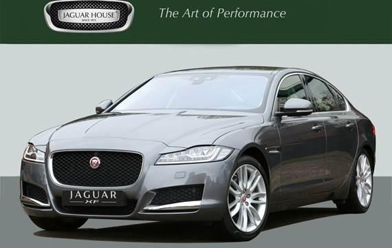 Jaguar XF D180 Portfolio aut. 2,0