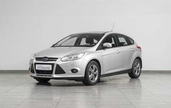 Ford Focus EcoBoost Edition  5d 1,0