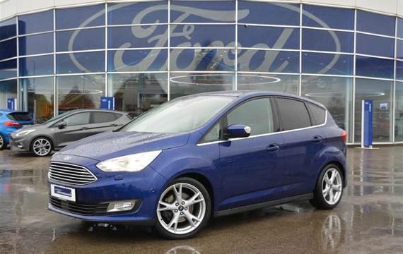 Ford C-MAX EcoBoost Titanium Fun Start/Stop  6g Aut. 1,5