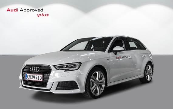 Audi A3 TFSi Sport Limited SB