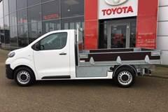 Toyota ProAce Long  D Platform Cab  Ladv./Chas. 6g 2,0