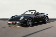 Porsche 911 Turbo Cabriolet Tiptr. 3,6
